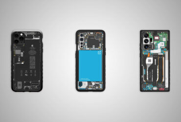 Teardown Skin for iPhone and Android Grip Case Cover