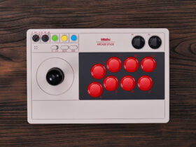 8BitDo Arcade Stick for PC and Nintendo Switch