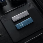 VAVA Portable SSD Touch with Fingerprint Encryption