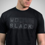 WD_Black Limited Edition Binary Code T-Shirt