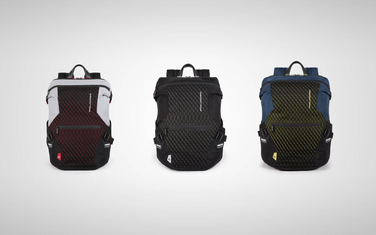 Piquadro PQ-Y Line: Tech, Light and Strong Backpacks