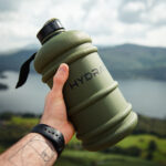 Hydrate Bottle XL Jug delivers the water for a whole day hydration