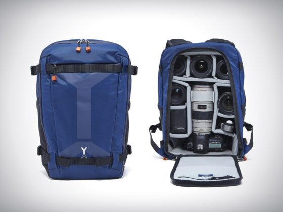 NYA-EVO Fjord 26: a photo backpack for maximum agility and protection