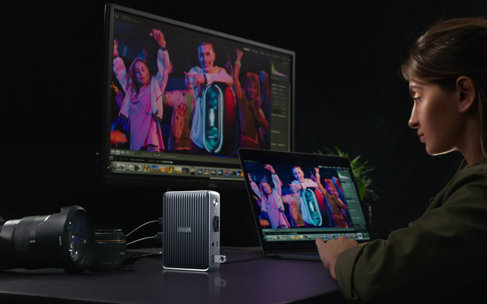 PowerExpand Elite 13-in-1 Thunderbolt 3 Dock and nothing else matters