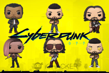 Funko Pop! Cyberpunk 2077 Complete Collection List