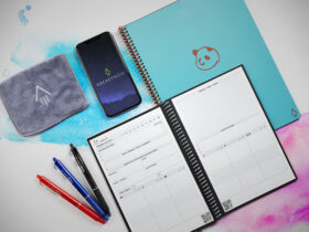 How to plan your life and refresh your goals with Rocketbook Panda Planner