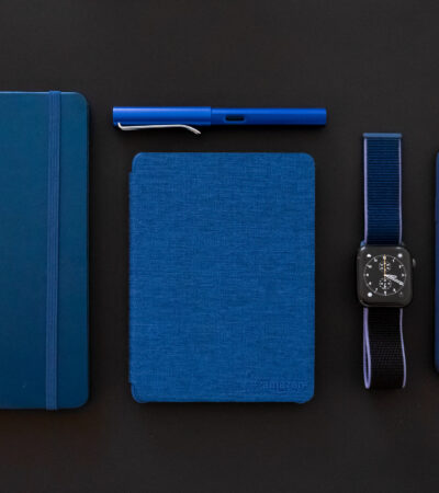 New year, new total blue EDC office set