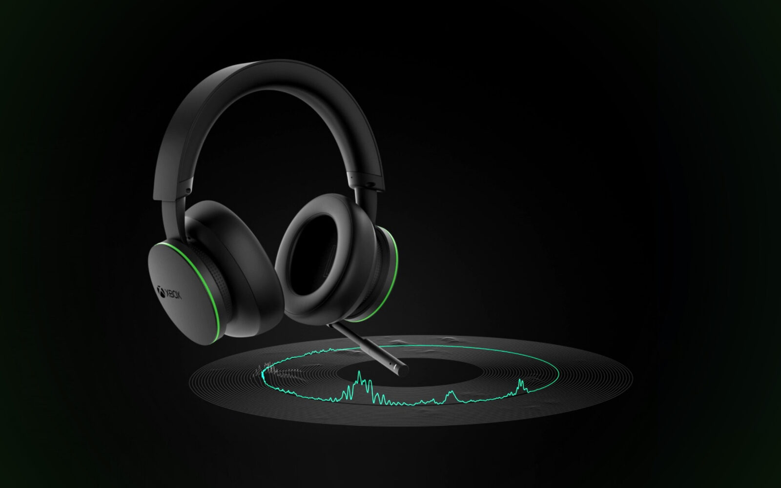 Crystal clear audio during in game voice chat with the Xbox Wireless Headphones