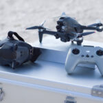 DJI FPV Combo: First-Person View Drone UAV Quadcopter with 4K @ 60FPS Camera
