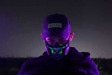 Razer Project Hazel is a smart mask with active respirators and N95 certification