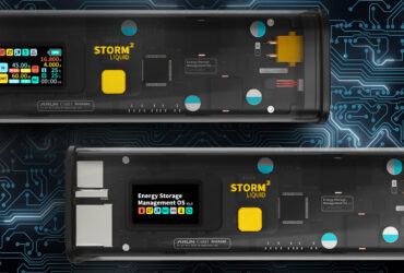 STORM 2 Liquid: hi tech design with a color display for total control
