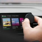 Spotify Car Thing is a remote control that gives an hi-tech touch to your old car