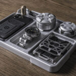 Store all your EDC arsenal in a Dango Tray