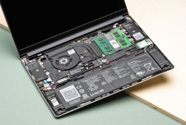 Framework a is totally upgradeable and repairable laptop
