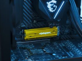Add Unreal Speed to Your PC with FireCuda 520 SSD Cyberpunk 2077 Limited Edition