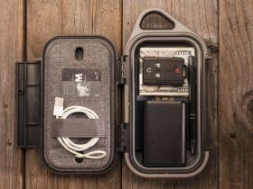Pelican Go Case: a personal shockproof and watertight utility case for all your tech EDC