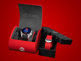 Tag Heuer X Super Mario Limited Edition, the limited edition luxury smartwatch