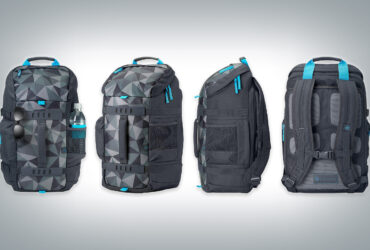 The HP Odyssey Sport Backpack is a modern, feature-packed laptop backpack
