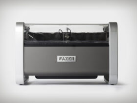 WAZER is the first desktop waterjet to cut anything with digital precision