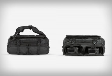 Wandrd HEXAD Access Duffel, a sturdy and waterproof backpack for all your gear